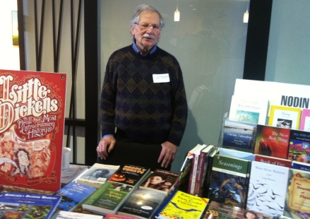 Norton Stillman of Nodin Press