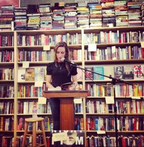 Marisha Pessl reads from her new novel, Night Film.